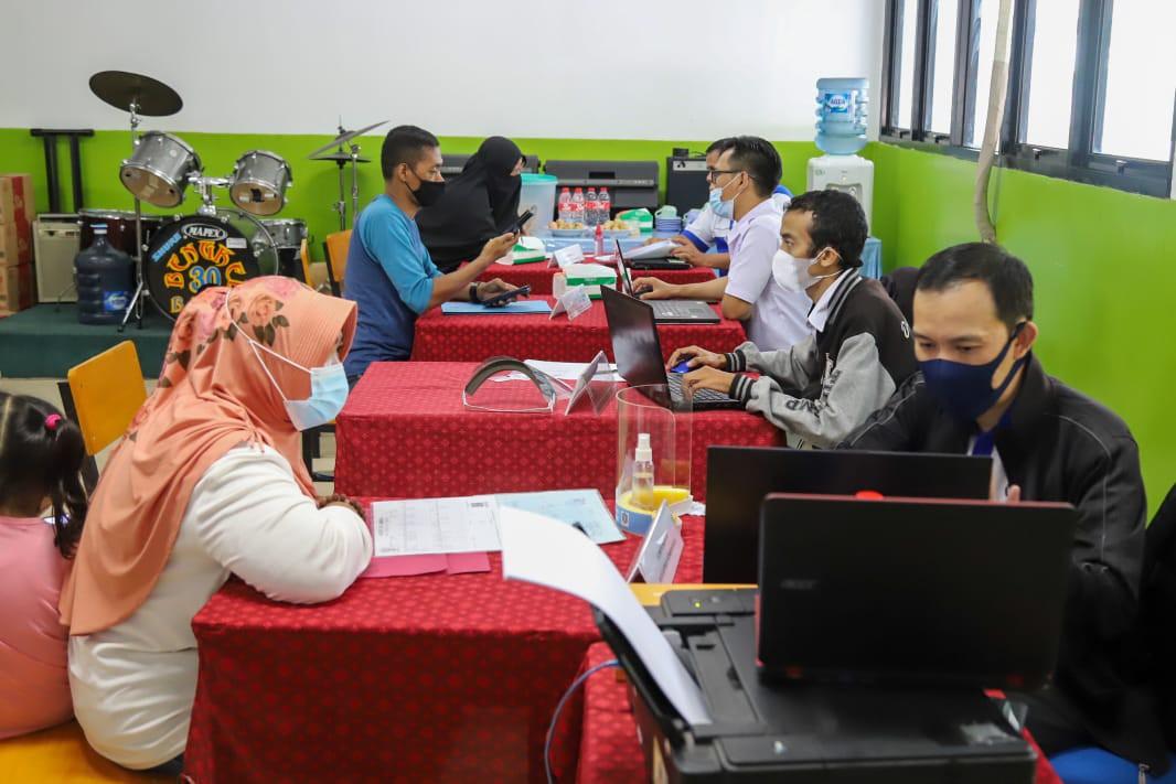 PPDB di Jakarta Utara Dipastikan Terkendali