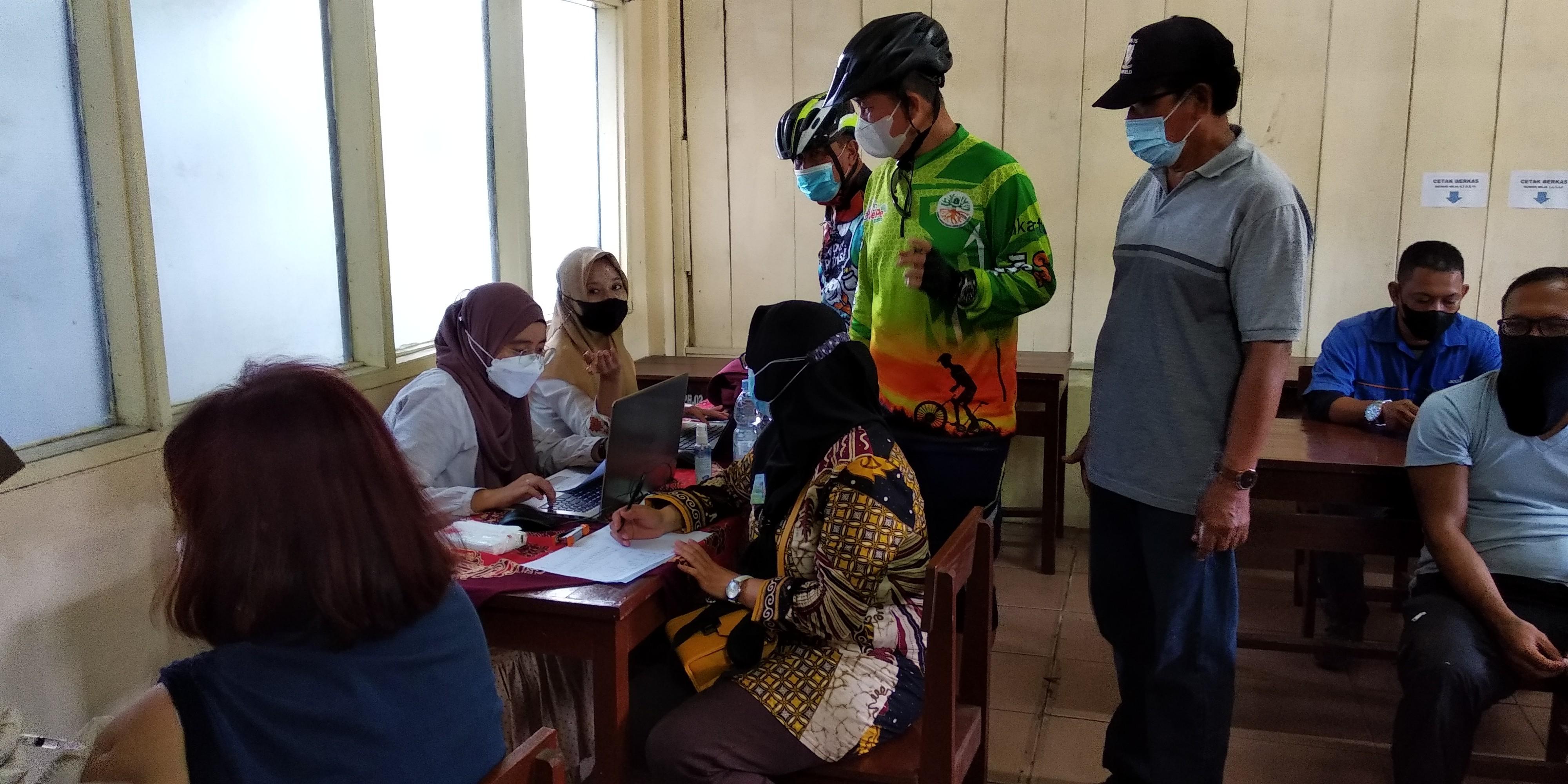 Dua Langkah Pencegahan Penyebaran Covid-19 Digencarkan di Jakarta Utara