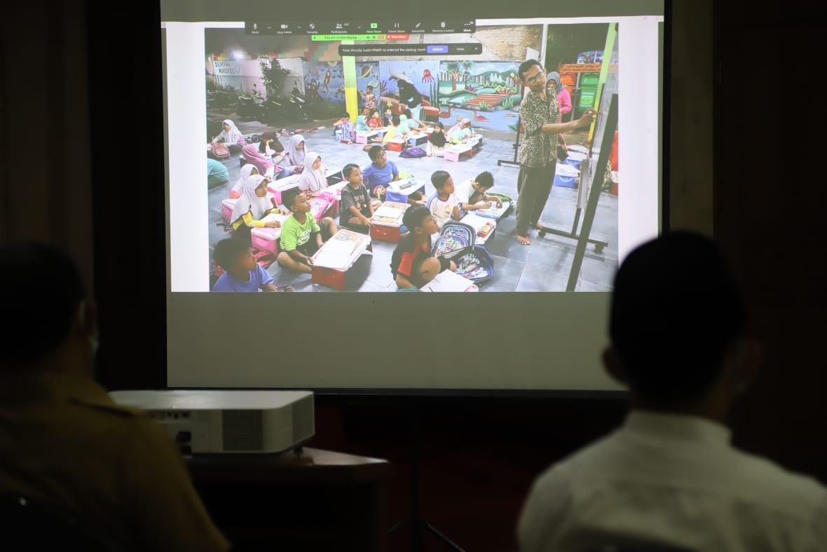 Di Puncak Perayaan HAN 2021, Wali Kota Jakarta Utara Pesan Orang Tua Cerdik Kenali Bakat Anak