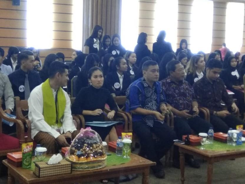 Ratusan Peserta Ikuti Audisi Abnon 2019 di Jakarta Utara