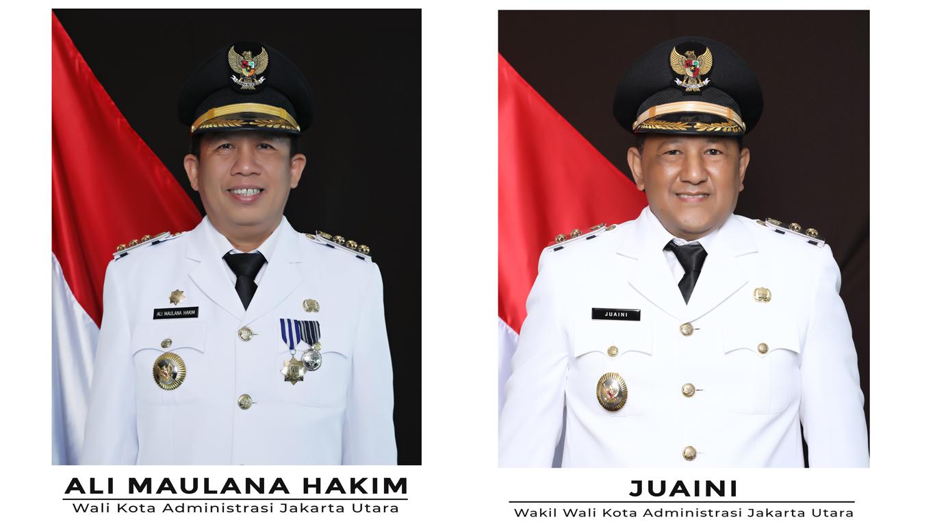 Walikota dan Wakil Walikota Administrasi Jakarta Utara Periode 2020-Sekarang